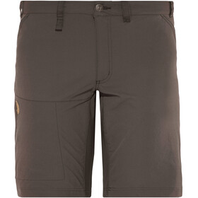 Fjällräven Abisko Lite Shorts Women Dark Grey